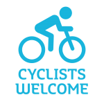 Cyclists-welcome