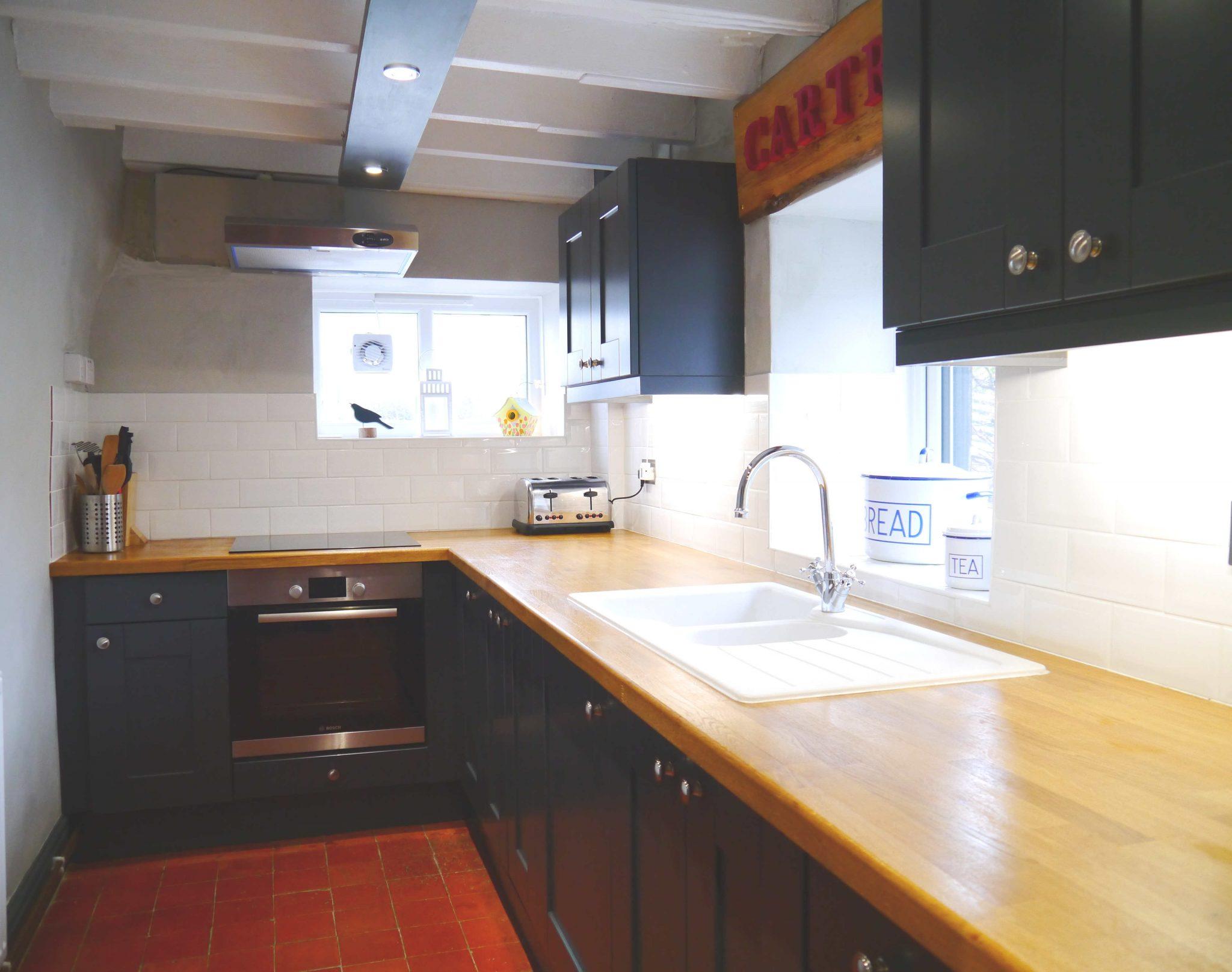 Glan y Wern Kitchen