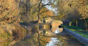 Canal at Llangollen