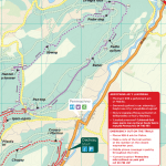 Penmachno Trails Map
