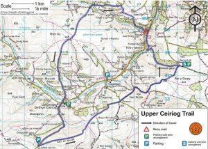 Upper Ceiriog Trail