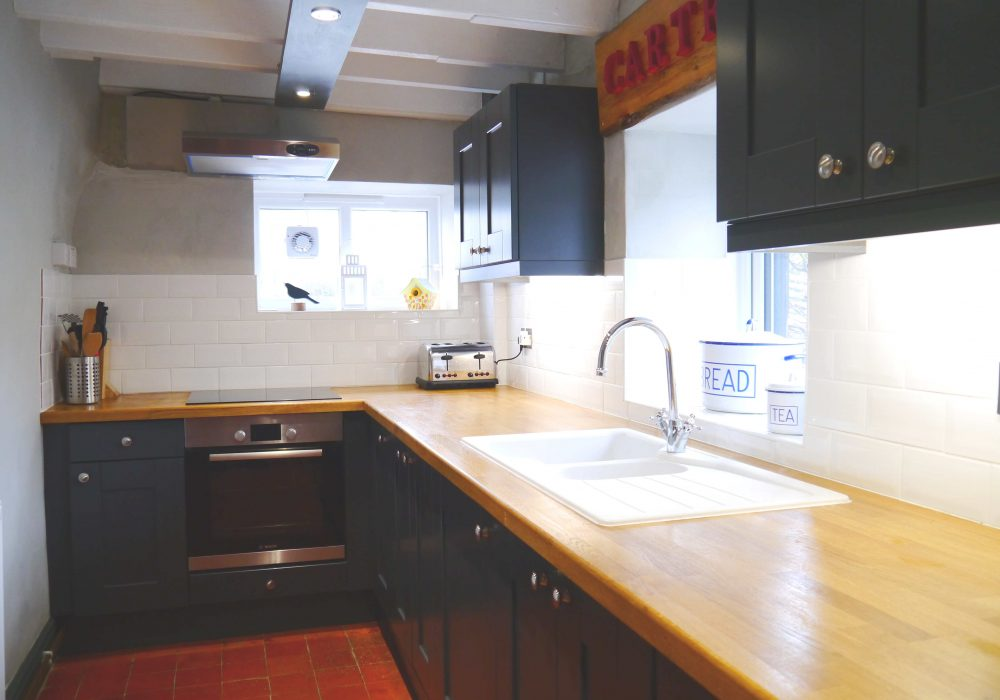 Glan y Wern Kitchen