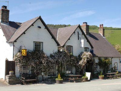 West Arms at Llanarmon